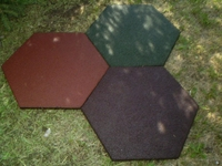 Плитка шестигранник Eco Form
