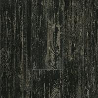 Виниловая плитка LG Decotile Сосна окрашенная черная DSW2367