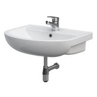 Умывальник мебельный Cersanit Arteco 550 мм