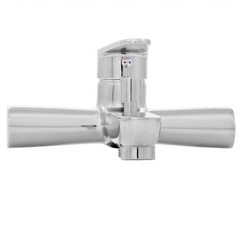 Смеситель для ванны и душа Invena Rotonda BW-73-001-W