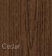 Террасная доска Bruggan Cedar