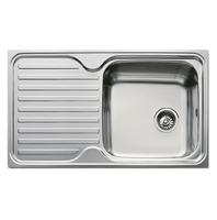 Кухонная мойка Teka Classic 1B 1D, полированная