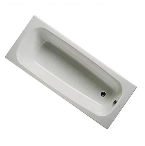 Ванна чугунная Roca Continental 150 без ножек без ножек