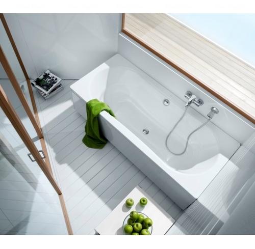 Ванна стальная Roca Duo Plus 180 (A221670000)