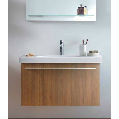 Умывальник для мебели медицинский Duravit D-Code, 850 мм