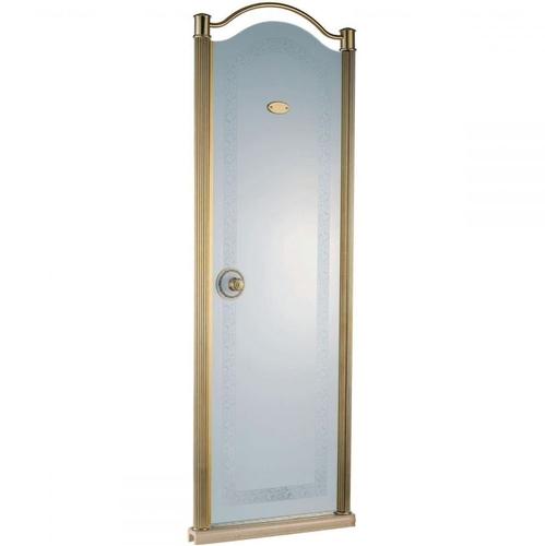 Душевая дверь Devit Charlestone золото FEN2001MR