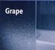 Душевые двери Ravak Blix BLDP2-100 профиль белый + витраж Grape профиль белый + витраж Grape