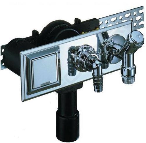 Сифон для стиральной и посудомоечной машины Hutterer & Lechner HL406E