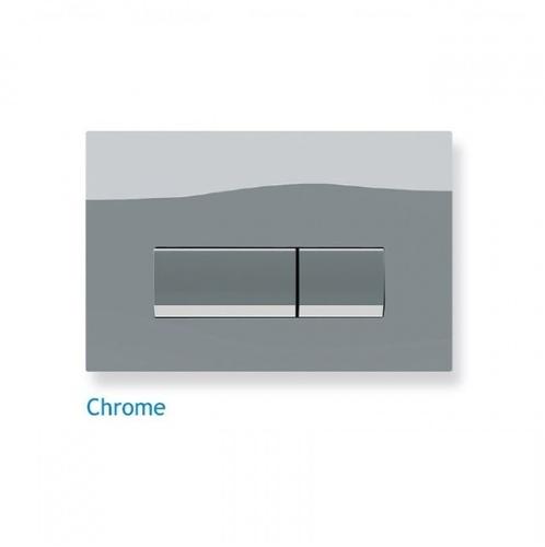 Кнопка смыва Koller Pool Integro Chrome Chrome