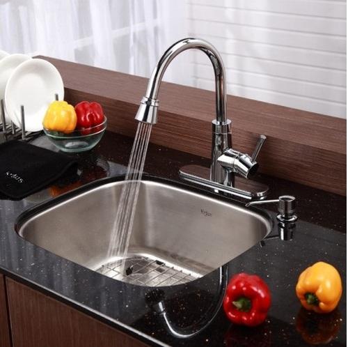 Кухонная мойка Kraus KBU-11