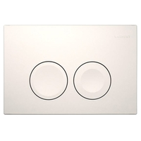 Кнопка смыва Geberit Delta 21, белый