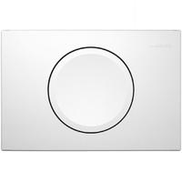 Кнопка смыва Geberit Delta 11, белый
