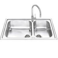 Кухонная мойка Smeg Alba LGM862