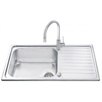 Кухонная мойка Smeg Alba LGR861