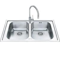 Кухонная мойка Smeg Alba LL862-2