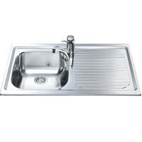 Кухонная мойка Smeg Tratto LX861
