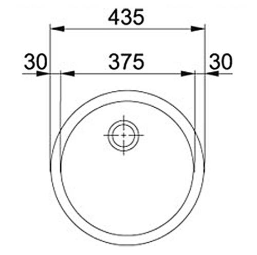 Кухонная мойка Franke RBX 110-38 (122.0060.328)