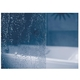 Штора для ванны Ravak Rosa VSK2, L/R Rain 1600мм левосторонняя левосторонняя