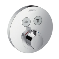 Смеситель-термостат для душа Hansgrohe Shower Select S (15743000)
