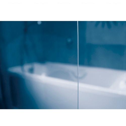 Штора для ванны Ravak Rosa VSK2, L/R Transparent 1600мм левосторонняя левосторонняя