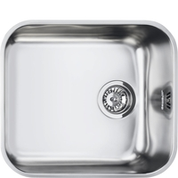 Кухонная мойка Smeg Alba UM45