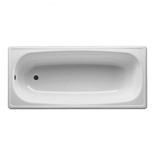 Ванна стальная Koller Pool Universal 170x75 с anti-slip с отверстиями для ручек с отверстиями для ручек