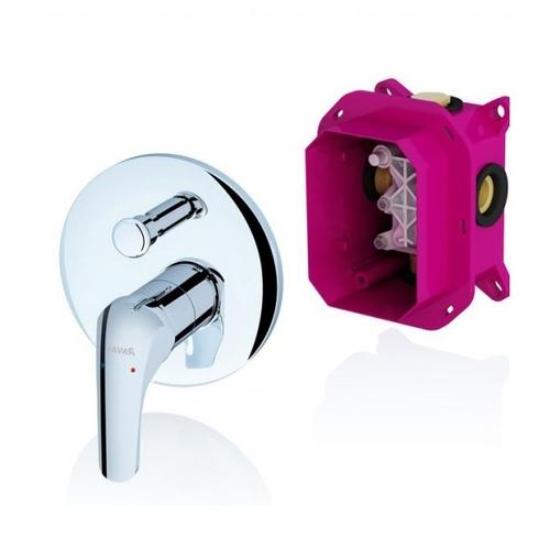 Смеситель для ванны и душа Ravak Rosa RS 065.00
