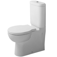 Унитаз напольный Duravit Bathroom Foster, для комплектации бачком