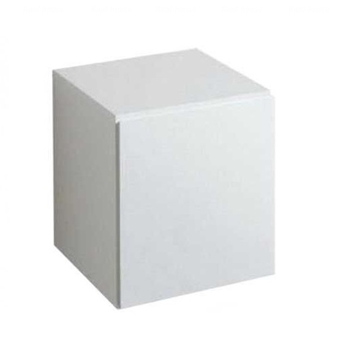 Тумба боковая Keramag 4U 400 мм корпус белый, фасад белый матовый корпус белый, фасад белый матовый