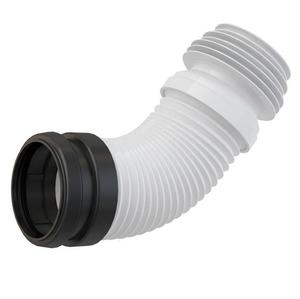 Гибкое колено для унитаза Alca plast M9006