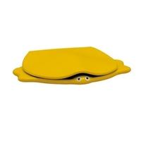 Сидение для детского унитаза Keramag, желтое