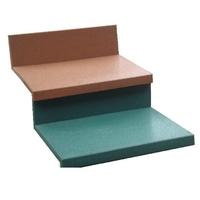Резиновые ступени-накладки Ecoguma