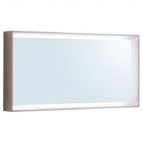 Зеркало Keramag Citterio 1184 мм светлый дуб светлый дуб