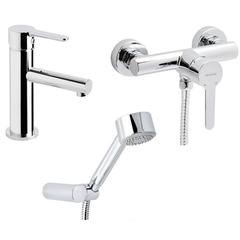 Набор смесителей для ванны и душа Genebre Oslo 03OS-shower
