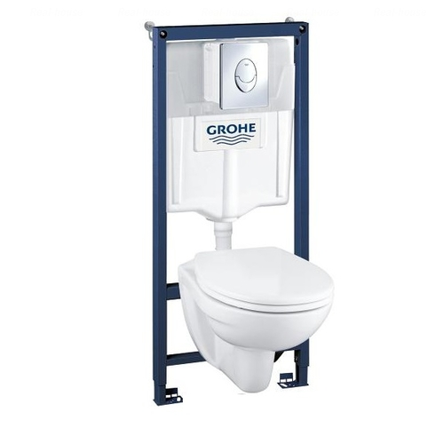 Комплект Grohe Solido Perfect 4в1 (39192000)