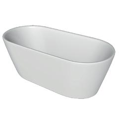 Ванна Volle 12-22-612, 160х75х60 см
