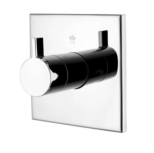Запорный/переключающий вентиль Imprese Zamek VR-151032