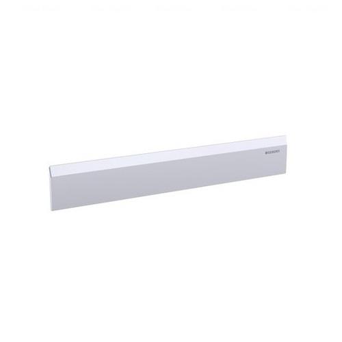 Накладная панель для душевого трапа Geberit, пластик белая белая