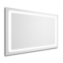 Зеркало с подсветкой Volle 800х600 мм (16-60-580)