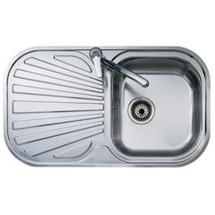 Кухонная мойка Teka Stylo 1B 1D, полированная (10107021)