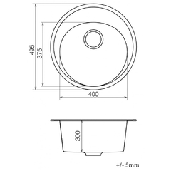 Кухонная мойка Vankor Easy EMP 02.76
