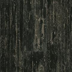 Виниловая плитка LG Decotile Сосна окрашенная черная 2367