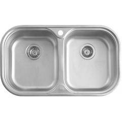 Кухонная мойка Teka Stylo 2B, полированная