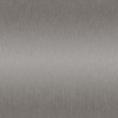 Плинтус AGT Глянец 2280 2790х80х22мм Никель Никель