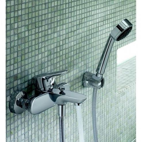 Смеситель для ванны и душа Kludi Objekta 326530575