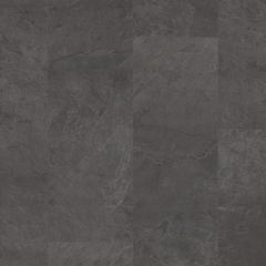 Виниловая плитка Quick-Step Ambient Glue Plus Сланец черный AMGP40035