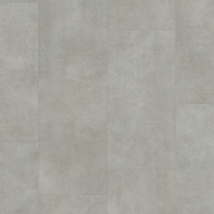 Виниловая плитка Quick-Step Ambient Glue Plus Бетон теплый серый AMGP40050