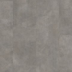 Виниловая плитка Quick-Step Ambient Glue Plus Бетон темно-серый AMGP40051
