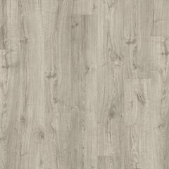 Виниловая плитка Quick-Step Pulse Glue Plus Дуб осенний теплый серый PUGP40089