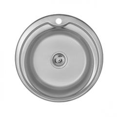 Кухонная мойка Imperial 510-D, 0.6 мм